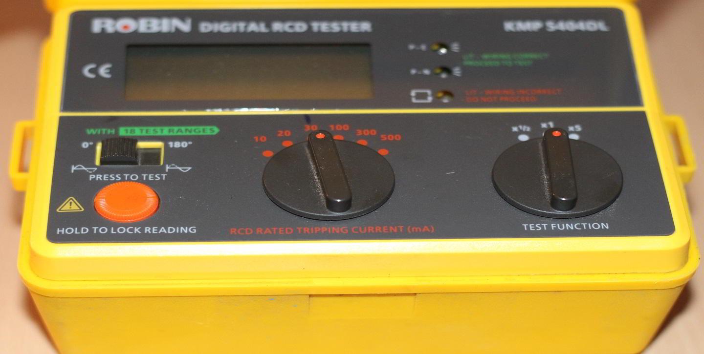 Robin Multifunction Tester Thumbnail