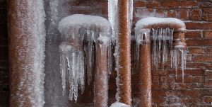 Frost Damages Pipes