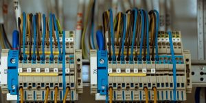 Wiring sorted using the wiring regulations