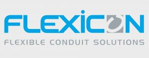flexicon rail conduit solutions logo