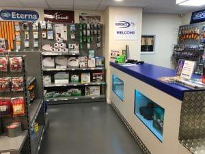 contact electrical wholesaler trade counter birmingham