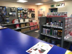 contact electrical wholesaler trade counter cannock