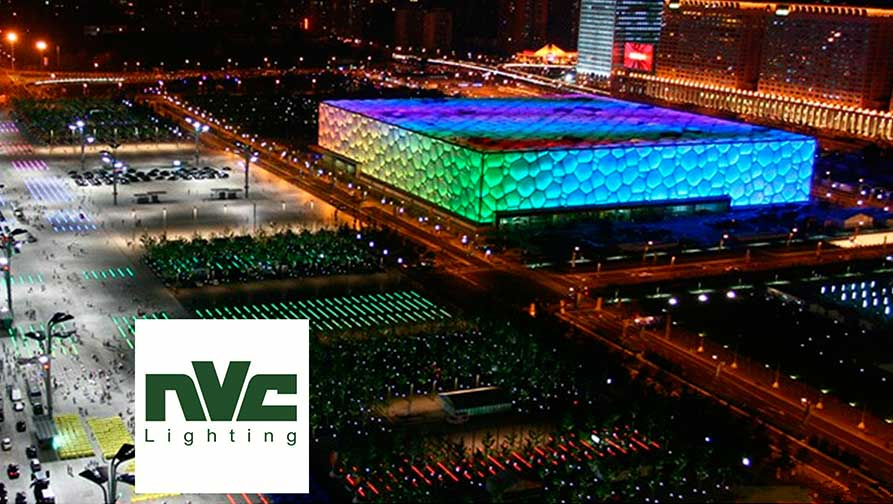 nvc lighting supplying wholesaler building