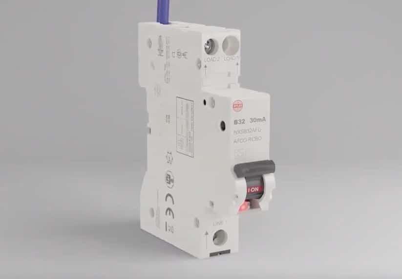 Wylex Single Module Arc Fault Detection Device Thumbnail